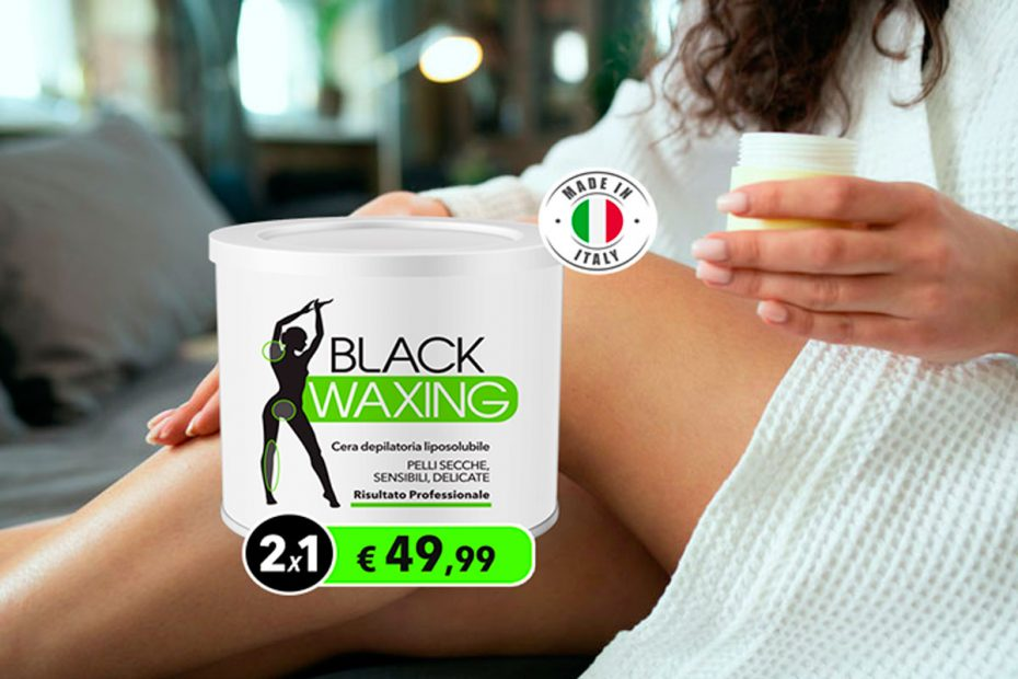 black waxing ceretta